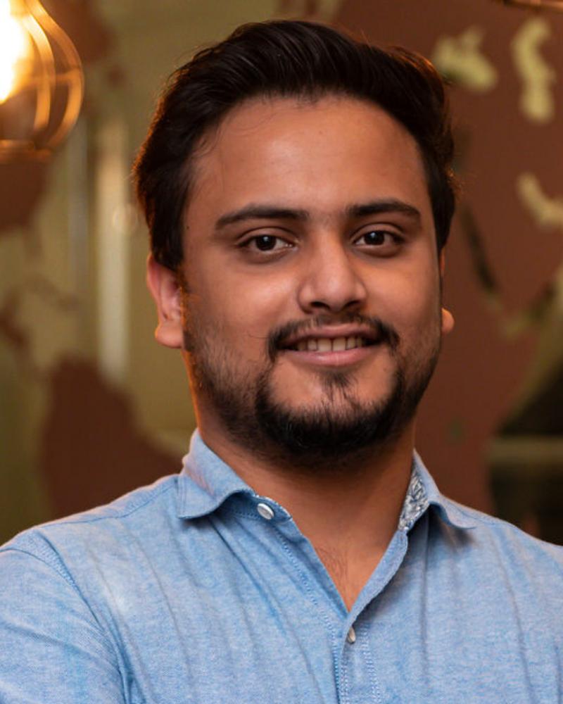 Saurav Dwivedi